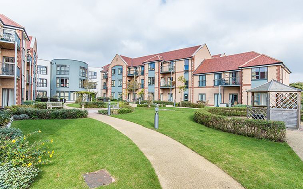 Independent Living at Girton Green, Cambridge