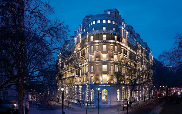 Corinthia Hotel, Northumberland Avenue, London