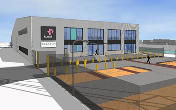 Statoil Offshore Wind Operating Base & Offices, Great Yarmouth