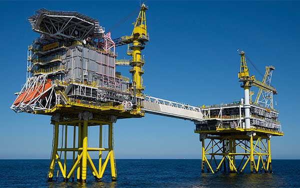ConocoPhillips Jasmine Wellhead and Accommodation Platforms, UK North Sea