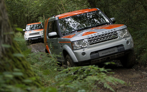 Land Rover Experience, Bedfordshire