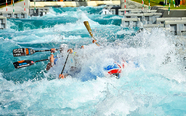 Lee Valley White Water Centre, London – 2012 Olympics Venue