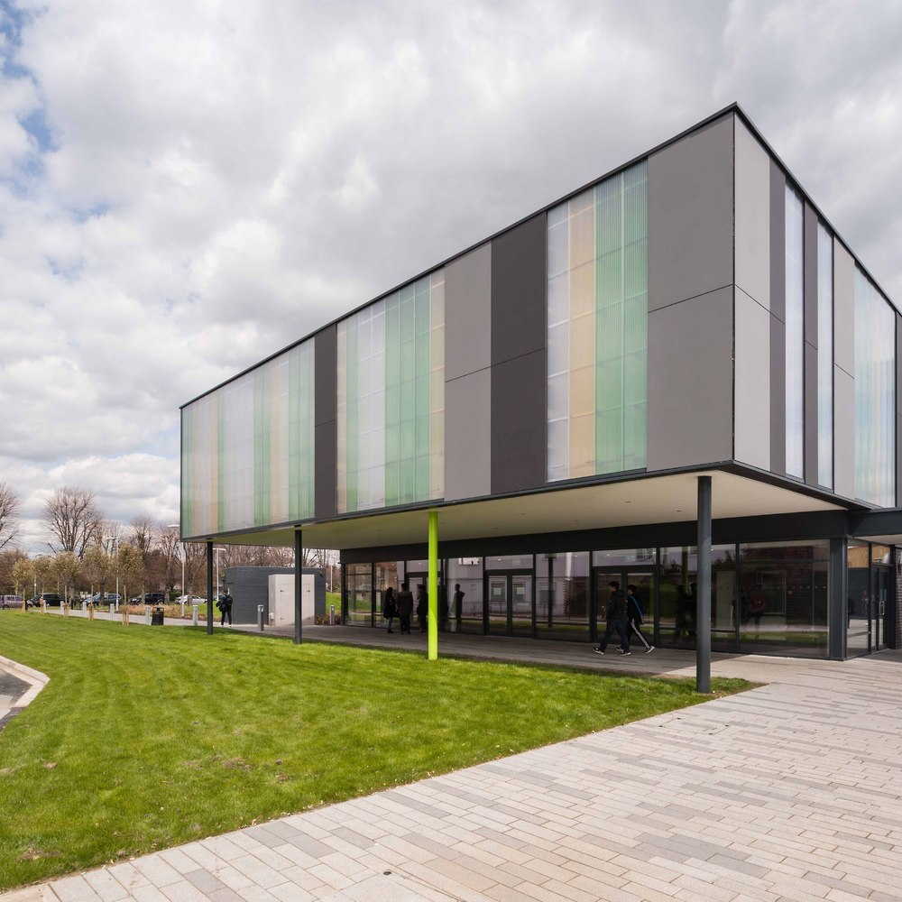 Acoustic Consultancy for Award-Winning Performance Centre at Redbridge College