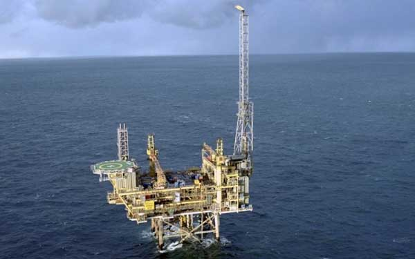 Varg Field Gas to BG Armada Platform, UK North Sea